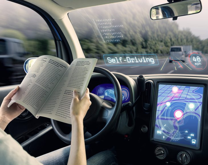 KPMG: 'Nederland goede proeftuin voor zelfrijdende auto's'